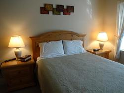 Inns of Whitetail  unit 203 - 1 queen and double futon at Whitetail Resort Real Estate