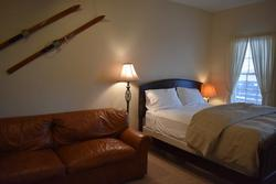 Inns of Whitetail Unit 207 - 1 Queen and 1 queen pullout sofa bed at Whitetail Resort Real Estate